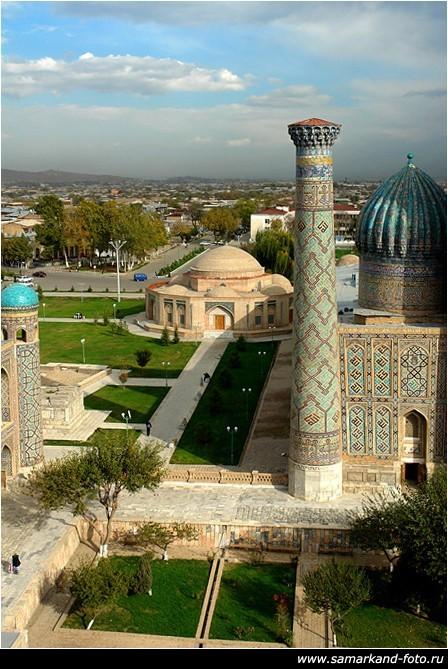 Регистан, Самарканд 45666