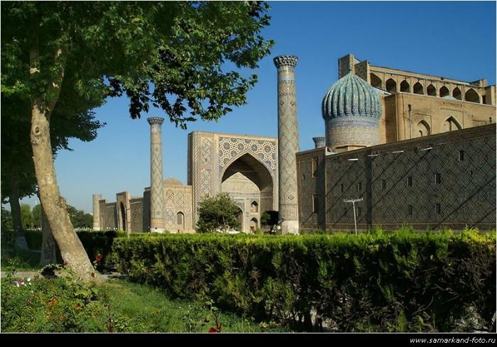Регистан, Самарканд 51778