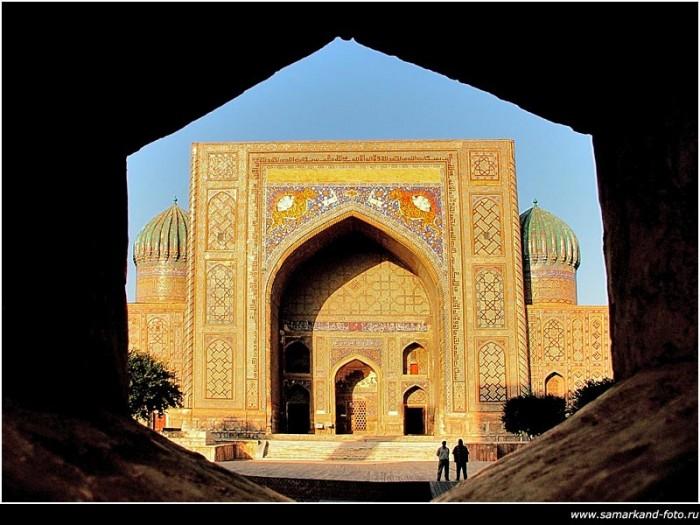 Регистан, Самарканд 23315