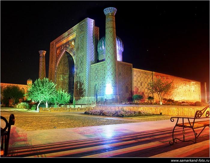 Регистан, Самарканд 14116