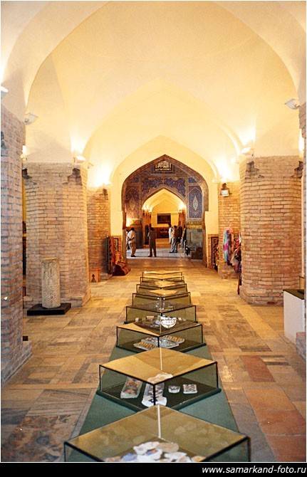 Регистан, Самарканд 99718