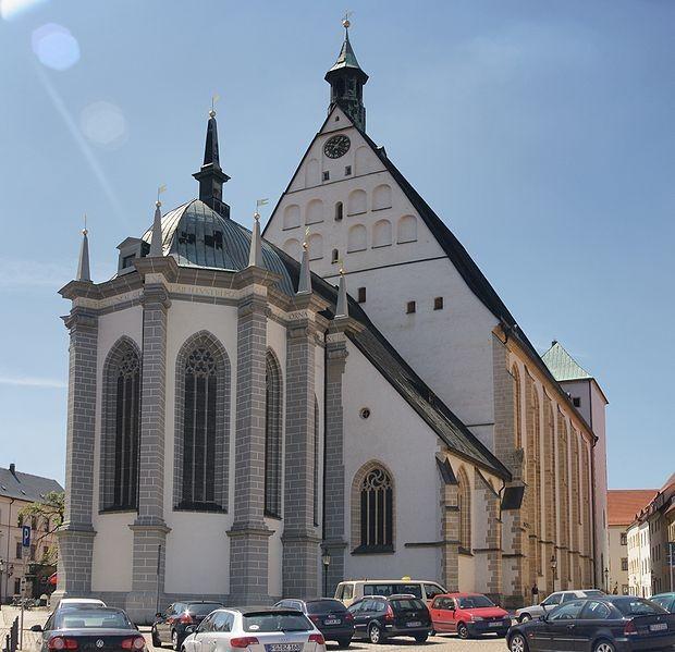 Dom St. Marien zu Freiberg/Sachsen 71747