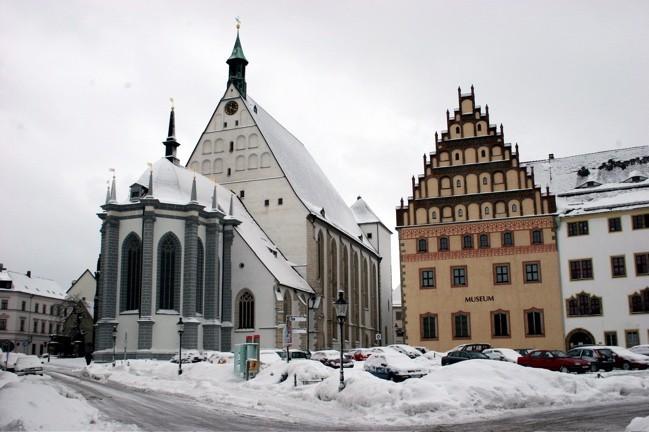 Dom St. Marien zu Freiberg/Sachsen 38035