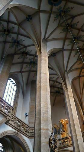 Dom St. Marien zu Freiberg/Sachsen 83804
