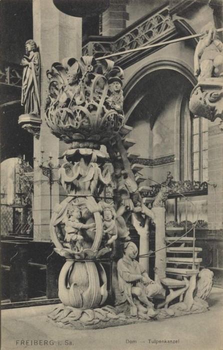 Dom St. Marien zu Freiberg/Sachsen 60249