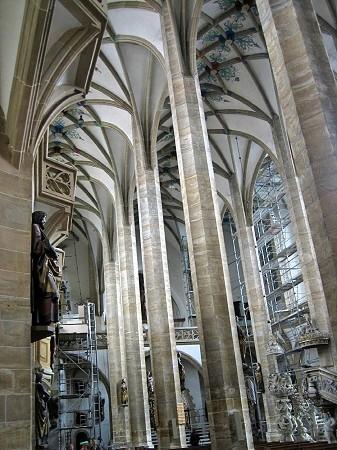 Dom St. Marien zu Freiberg/Sachsen 83655