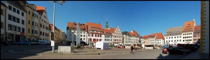 Фраиберг-город в Саксонии 23393