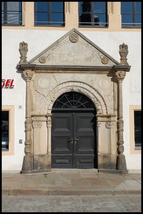 Фраиберг-город в Саксонии 51616