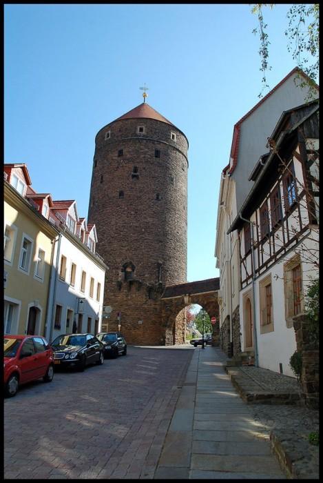 Фраиберг-город в Саксонии 33333