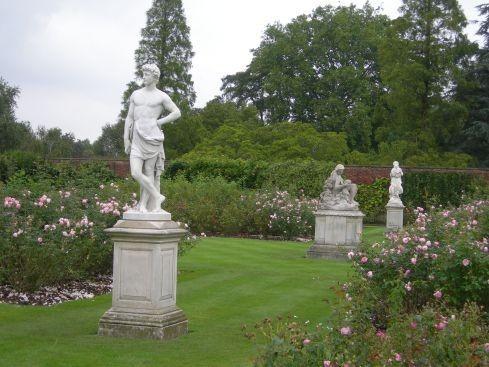 Сад дворца Хэмптон-Кор 53470