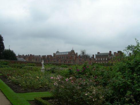 Сад дворца Хэмптон-Кор 39554