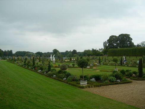 Сад дворца Хэмптон-Кор 60294