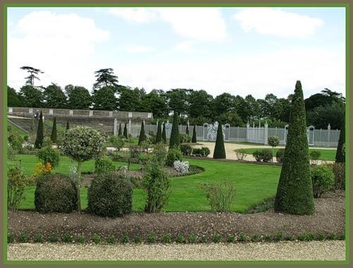 Сад дворца Хэмптон-Кор 88305