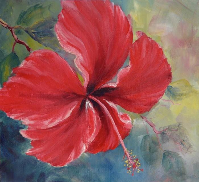 Jamacia Hibiscus