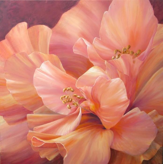 Это смолик(ролик) по замечательным картинам английской художницы Marianne Broome наш скромный подарок всем вам!