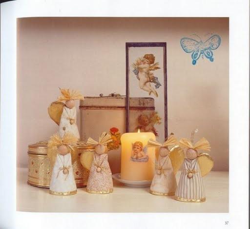 Ангелы - Тильды и другие примитивы. 1873469_zur_weinhachtszeit_37