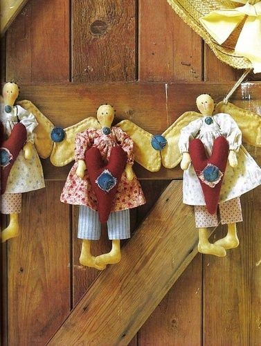 Ангелы - Тильды и другие примитивы. 1873485_angel