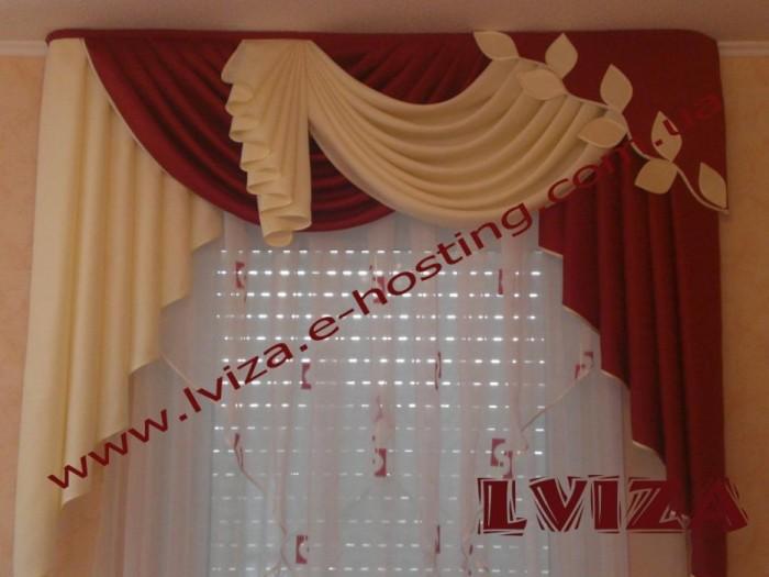 Пошив штор для кухни мастер-класс