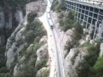 железная дорога на Монтсеррат