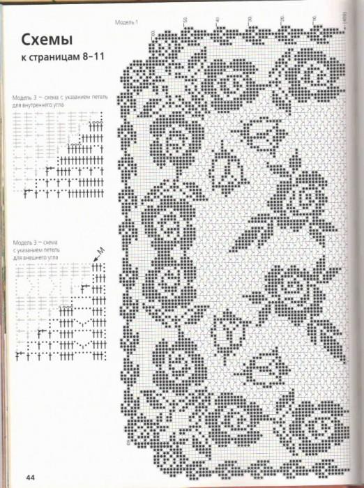 1905201 vajzan skaterti 41 2012 Muhteşem Dantel Masa Örtüleri ve şemaları, Çok Şık Dantel Örgü Modelleri, Yeni Dantel Örgüler, Şık Dantel Masa Örtüsü Modelleri Ve Şemaları