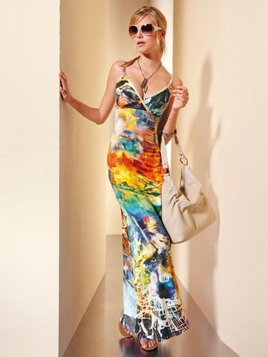 Я - фотограф.  Длинные платья, сарафаны.  Коллекция хипповых сарафанов.