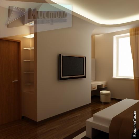Дизайн типовой квартиры своими руками