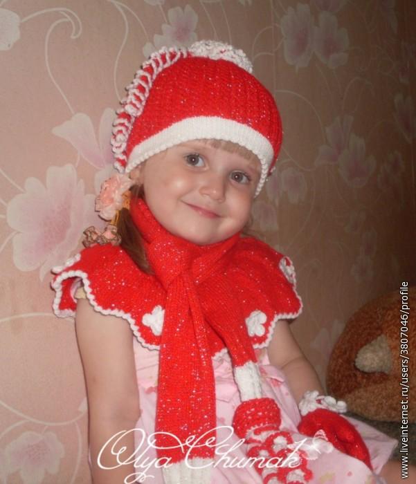 шапки женские вязать, схемы вязания шарфа-хомута спицами, вязание...