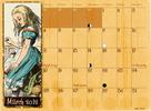 Посмотреть все фотографии серии Календарь на текущий месяц