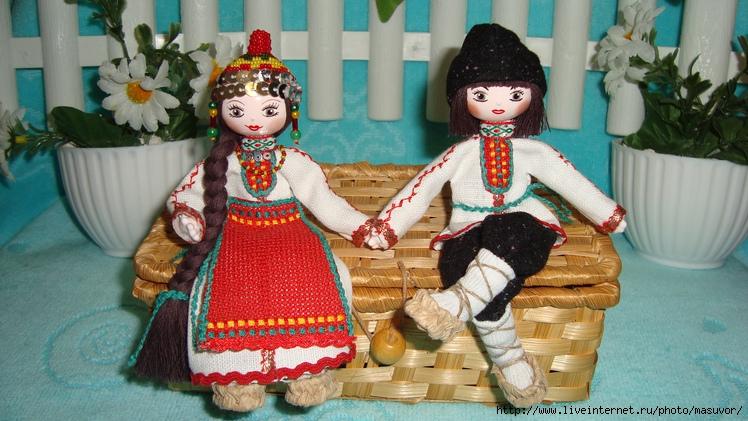 Чувашский народный костюм своими руками 44
