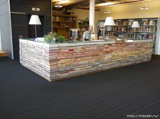 книжная мебель
