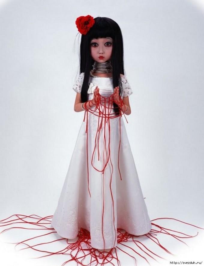 девочка или кукла