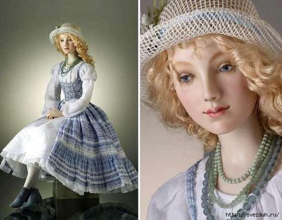 реалистичные куклы