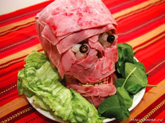 необычные блюда фото
