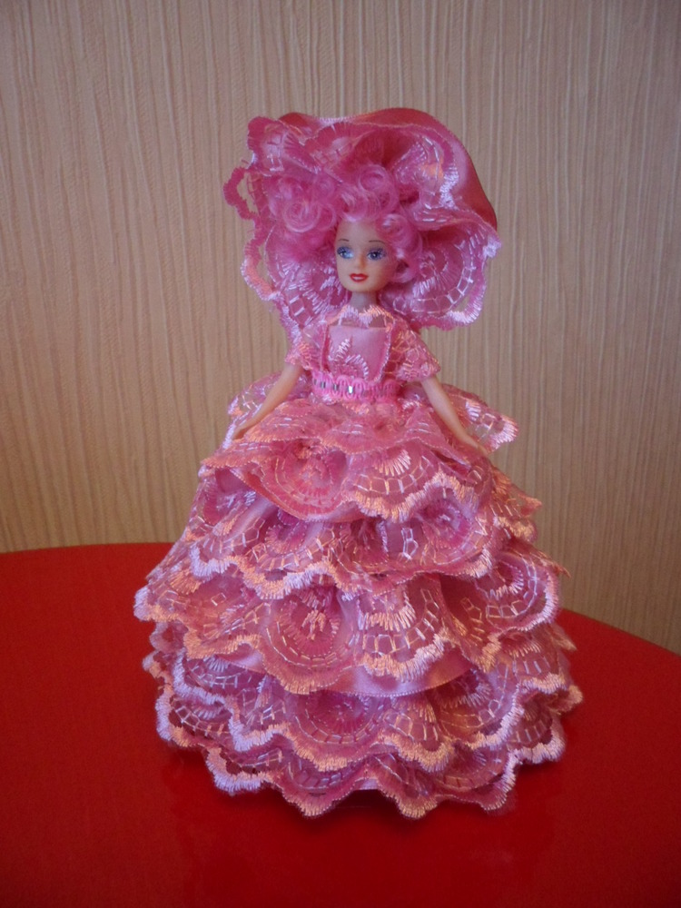 Куклы шкатулки своими руками из пластиковых бутылок