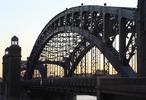 [+] Увеличить - Большеохтинский мост