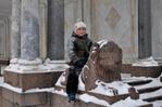 Посмотреть все фотографии серии Прогулка по Петергофу 25.12.10
