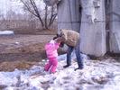 Посмотреть все фотографии серии доченька