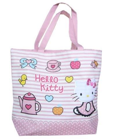 Вот сумки разных видов от Hello Kitty.