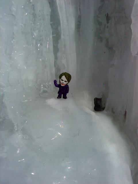 Joker-6 на льде