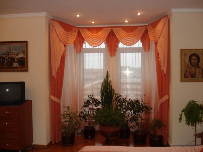 Дизайн штор, самые красивые шторы.  Не могу пройти мимо такой красоты!