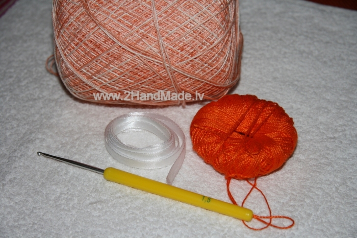 Вязание конфетниц крючком