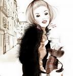 Иллюстратор Sophie Griotto (64 фото) рисунок искусство art искусство...