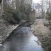 Через весь город протекает маленькая речушка под названием Юза, а пишется  USA,