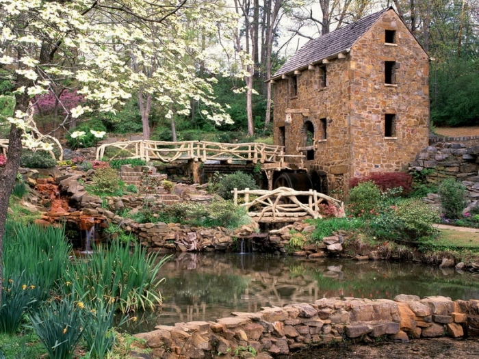 The Old Mill, North Little Rock, Arkansas