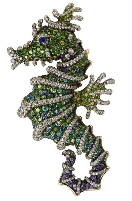 collection of jewelry faberge joaillerie