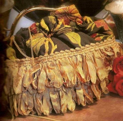 Роскошные эксклюзивные сумки от Марлин Грин...