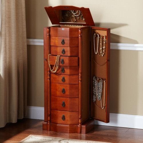 Шкаф для украшений своими руками