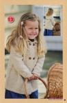 """Вязание модно и просто.  Вяжем детям.  Спецвыпуск 3 2011  """"Пальто, куртки, жакеты """" ."""