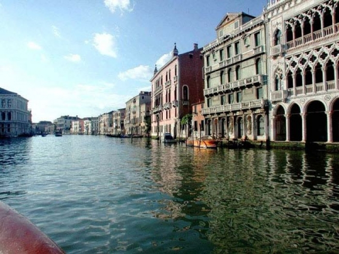 Venice Seminatural Islands Italian Wallpapers.