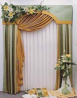 Записан. yanatasha.  Re: Пошив штор, ламбрекенов.  Декор на окна.